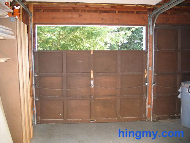 Installing New Garage Doors