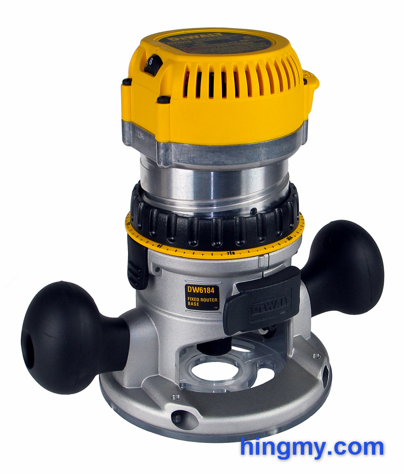 Dewalt dw618 fixed base router review after greentooth Images