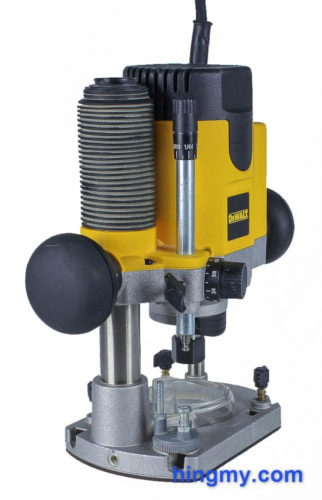 Dewalt dw621 plunge router review dust collection greentooth Image collections