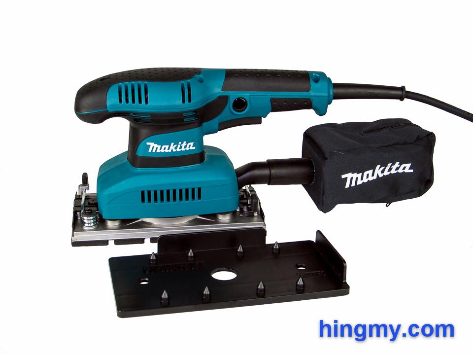 Makita BO3710 Palm Sander Review on