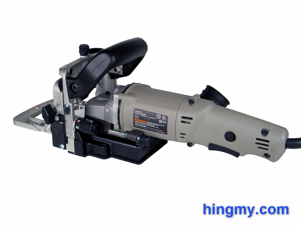 Porter Cable 557 Biscuit Jointer Review