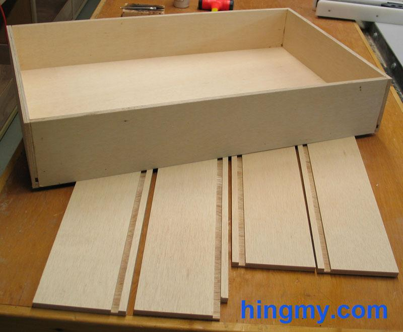 Amazing Building Drawer Boxes