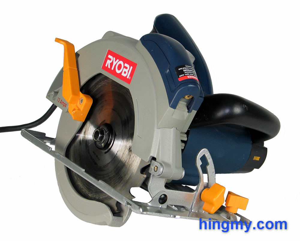 Ryobi csb133l circular saw review greentooth Image collections