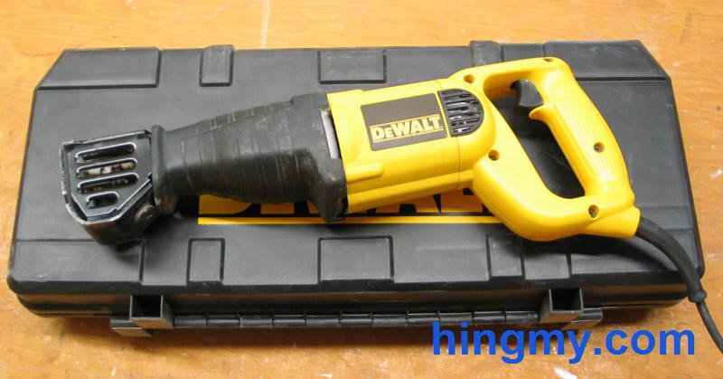 Dewalt dw304pk reciprocating saw review the greentooth Image collections