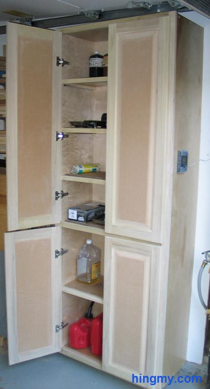 Full Length Storage Cabinet