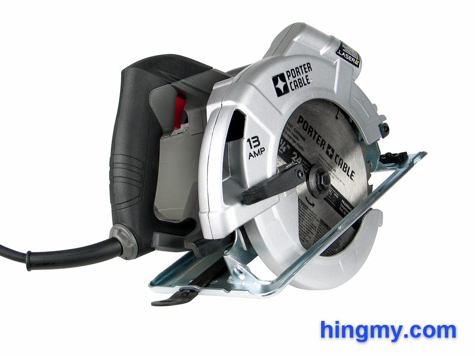 Porter cable pc13csl circular saw review the porter cable greentooth Choice Image