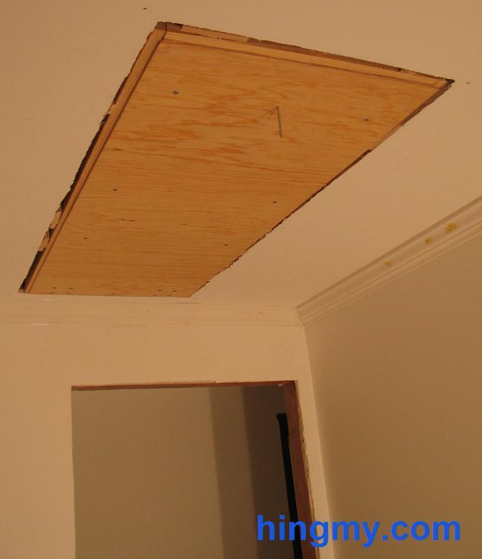 like standard doors the attic