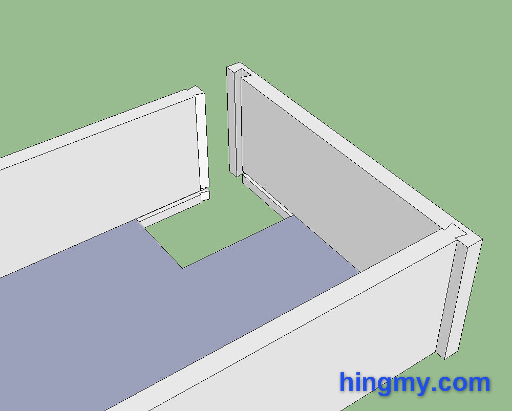 An Overview Of Drawer Front Joinery