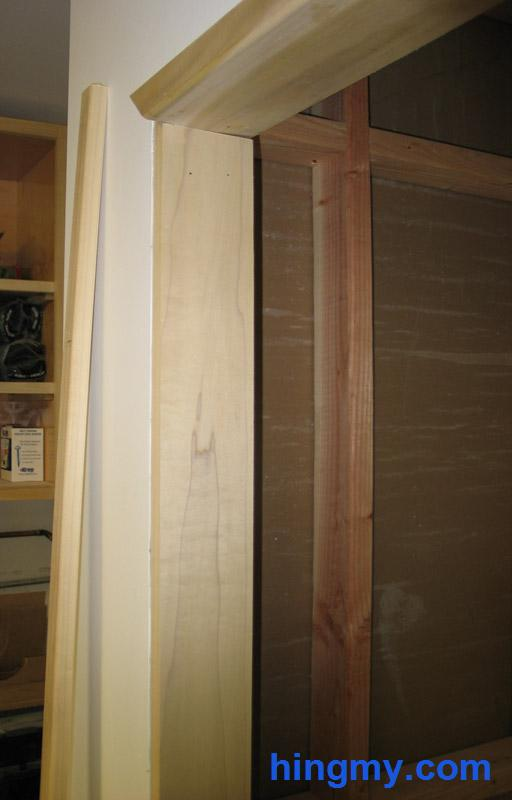 Building A Utility Closet