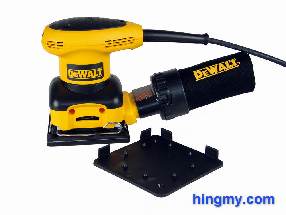 Dewalt D26441k Palm Sander Review