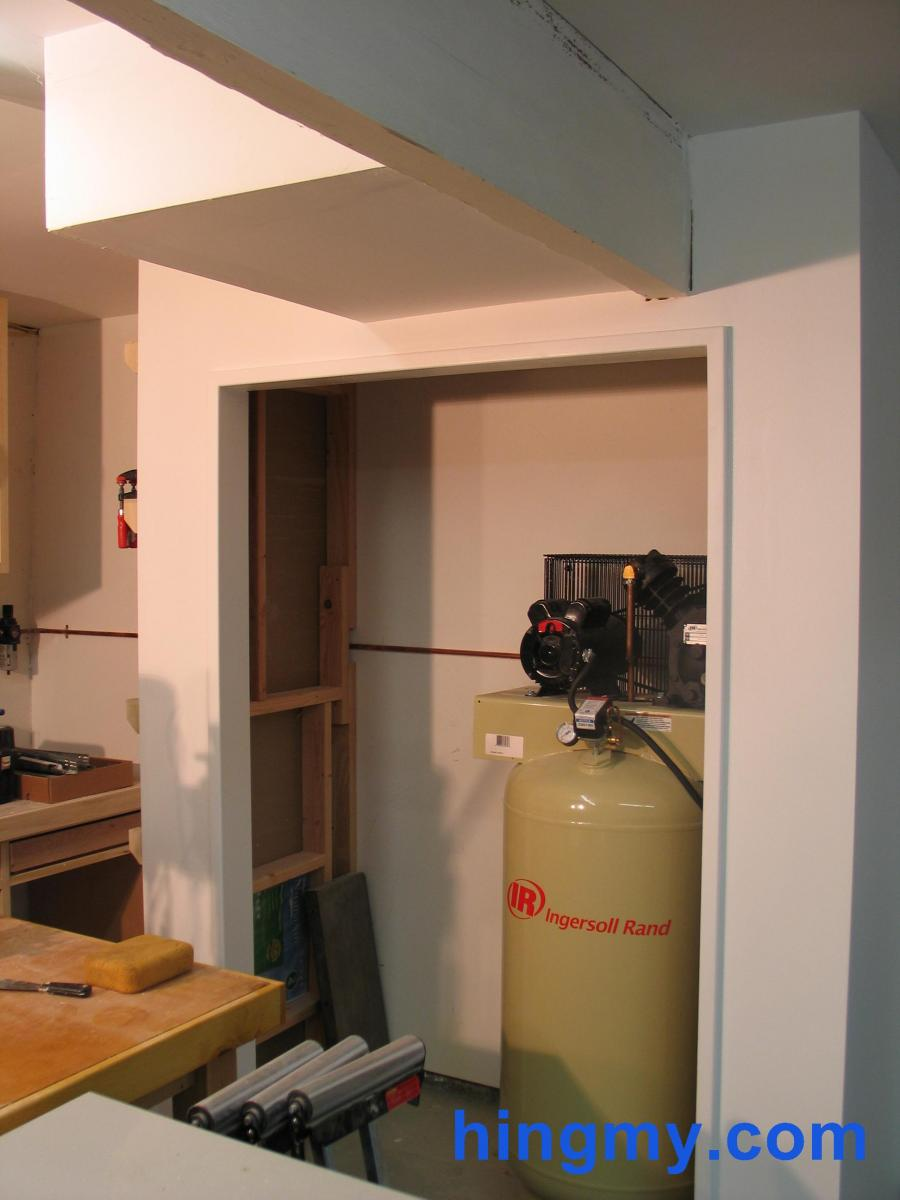 Installing A Compressed Air System In Your Home Shop Piping Layout Compressor