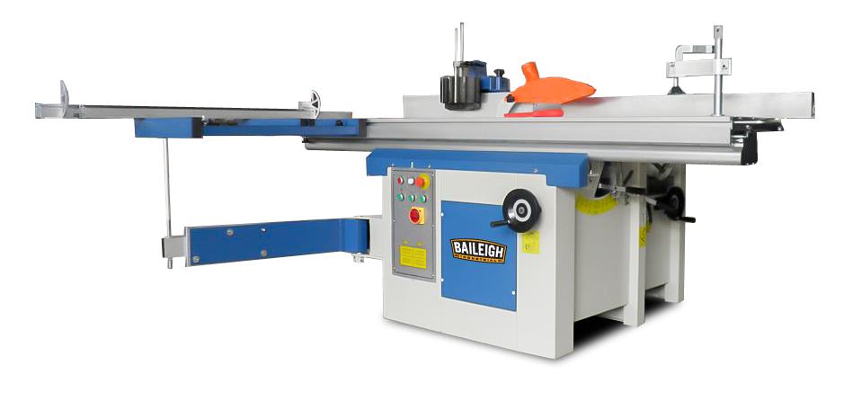 Baileigh Industrial Combo Machine MF-3005