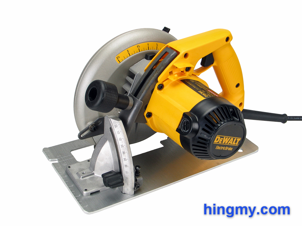 Dewalt dw364 circular saw review depth adjustment mechanism greentooth Choice Image