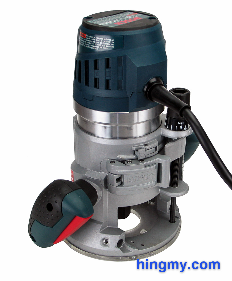 Bosch mrf23evs fixed base router review the depth adjustment mechanism greentooth Image collections