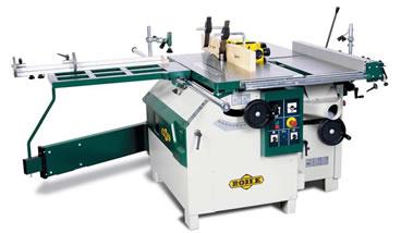 Rojek KPS 300V 5-in-1 Combination Machine